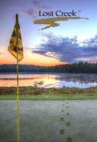 Seasonal Part Time Golf Course
