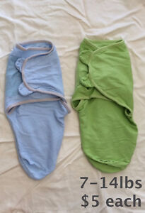 Swaddle 7-14lbs $5 each