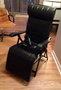 MESSAGE CHAIR - FULLY ADJUSTABLE ELECTRIC POWERED