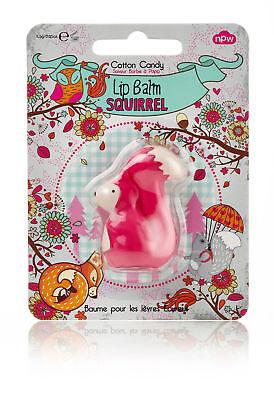 Eichhörnchen Lippenbalsam | Duft Zuckerwatte ()