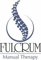 Fulcrum Manual Therapy Now in Ste Anne!