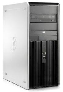 Hp dc 7900 desktop computer