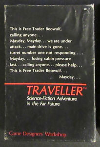 Traveller Box Set Books 1-3 role playing game (GDW 301) RPG