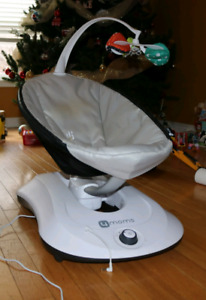 Baby Rocking Auto Swing Chair 4moms