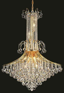 Crystal Chandelier F