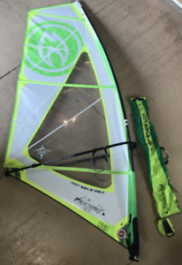 Wanted: windsurfing rig