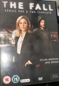 DVD the Fall series 1&2