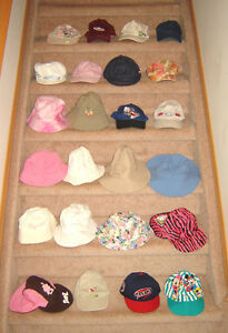 Summer and Winter Hats - Toddlers and Kids