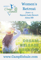 Camp Exhale Women's Retreat