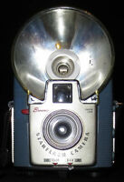 Vintage Film Camera's & Vintage Exposure Meter