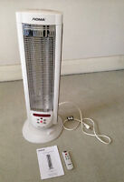 Noma Halogen Tower Heater