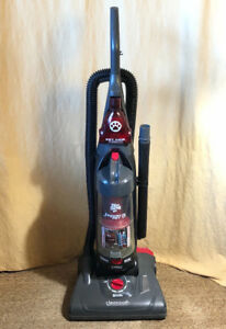 Dirt Devil Jaguar Pet Upright Hepa Bagless Vacuum Cleaner