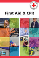 Canadian Red Cross Emergency First Aid Course