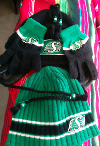 Riders touque set and ball