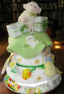 Baby GIFT Diaper CAKES