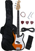 4 String Electric Bass Guitar