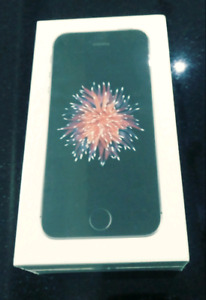 iPhone SE 32GB unlocked NIB - New in box, factory sealed