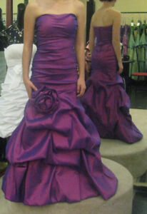 Grad or Wedding Brand New formal gown