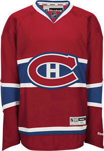 Montreal Canadiens New with Tags Official Hockey Jersey Sweater