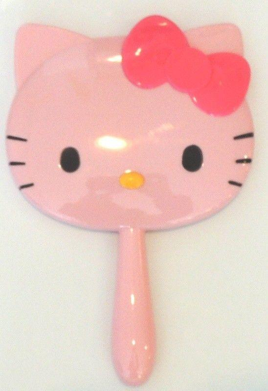 Hello Kitty Hand Mirror Ebay