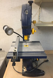 Master Craft 9in Band Saw