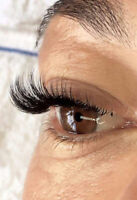 Lash extension and lash lift special