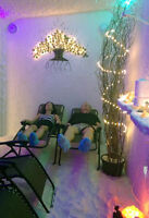 2 for 1 Salt Cave Sessions on Sale until May 31st NO EXPIRY!