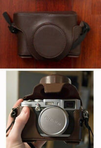 FUJI Case cover Bag For Fujifilm fujinon X100 X100S camera Case
