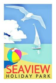 Cheap caravan Kent ***SEAVIEW, KENT, CANTERBURY, DYMCHURCH, MARGATE***