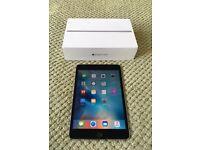 Apple iPad Mini 4 16GB Space Grey WiFi & Cellular Sim Free Unlocked