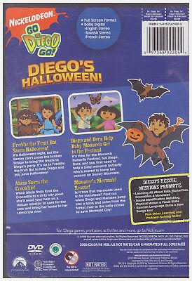 Diego Halloween Dvd (GO DIEGO GO DIEGOS HALLOWEEN (DVD,)