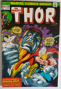 The Mighty Thor - 7 comic book lot!