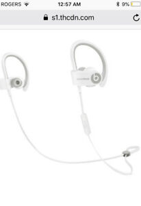 Beats by Dre Wireless in Ear Headphones in Perfect Condition
