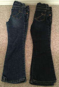 Toddler Childrens Place Bootcut Stretch Jeans sz 5