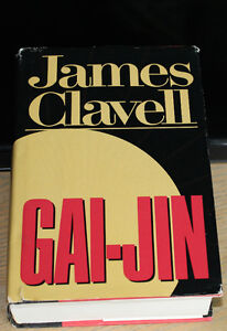 Gai-Jin historical fiction by James Clavell