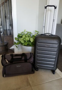"New, Prodigy 20"" Carry-on & Duffel Luggage Set"