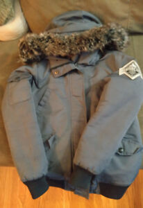Beaver Canoe Winter Coat (size XS)