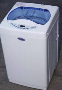 Good working Apartment size  Portable washer  1.7 Cu.ft