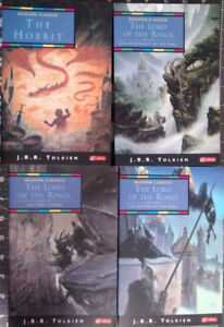 Tolkien Lord of The Rings Trilogy Box Bilbo Hobbit
