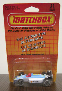 1986 Matchbox MB74 Grand Prix Racing Car - BNIB