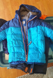 Child's winter jacket- for repair
