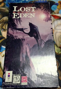 Lost Eden , 3DO game