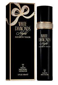 Elizabeth Taylor White Diamonds Night 100ml for Women
