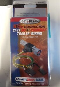 towing wiring harness for 2005-2006 jeep grand cherokee/wagoneer