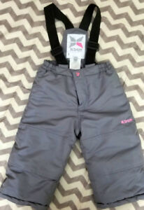 Size 2 toddler girl snow pants