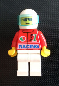 Vintage LEGO Mini Figures & Instructions - Lots to choose from