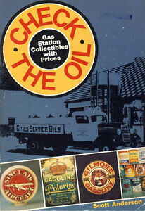 Check the oil Gas station collectibles with price