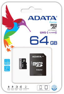 Micro SD Card 64GB for Sale.