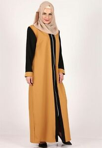 Ferace Abaya Musulmane Muslim Islamic Wear Dress