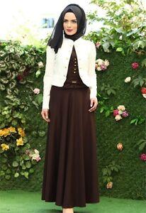 SOLDE - Robe Musulmane Islam Muslim Abaya Hijab Jilbab Jilbeb